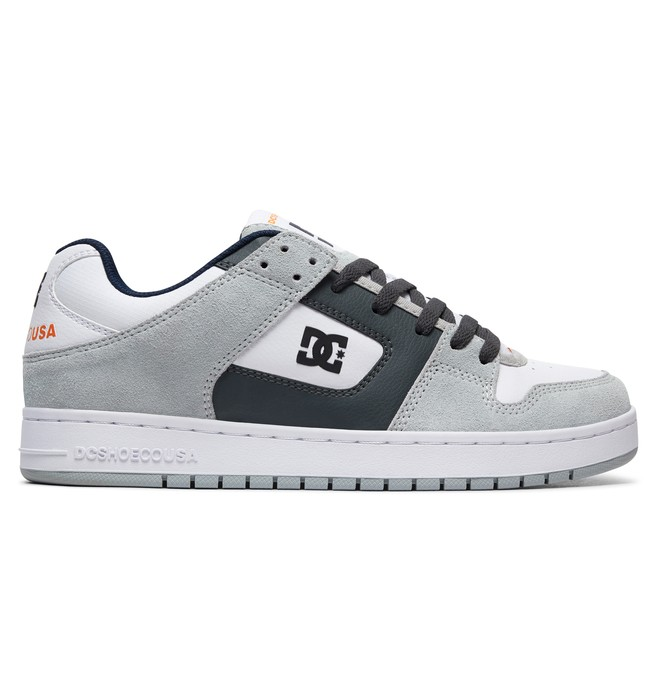 0 Manteca - Shoes Grey ADYS100177 DC Shoes