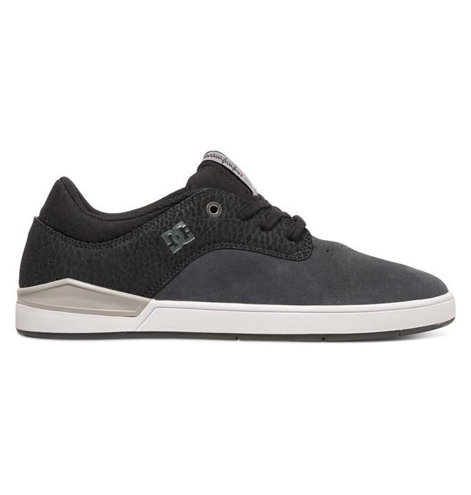 0 Mikey Taylor 2 S - Zapatillas de skate de corte bajo Gris ADYS100202 DC Shoes