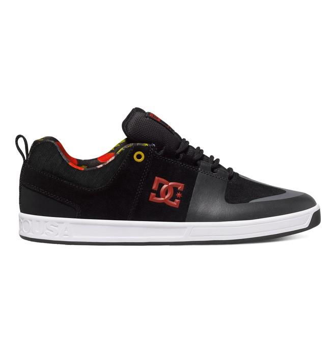 0 Lynx Prestige S - Low-Top Skate Shoes Black ADYS100209 DC Shoes