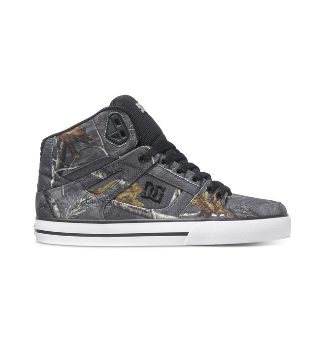 0 Pure WC Realtree - High-Top Shoes  ADYS100220 DC Shoes