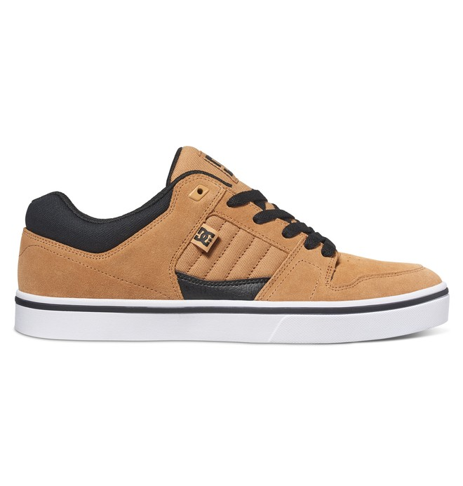 0 Course 2 - Low-Top Shoes Brown ADYS100224 DC Shoes