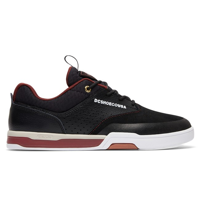 0 Cole Lite 3 S - Zapatillas De Skate Negro ADYS100230 DC Shoes