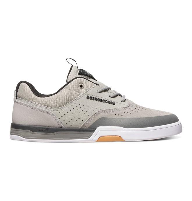 0 Men's Cole Lite 3 S Skate Shoes Grey ADYS100230 DC Shoes