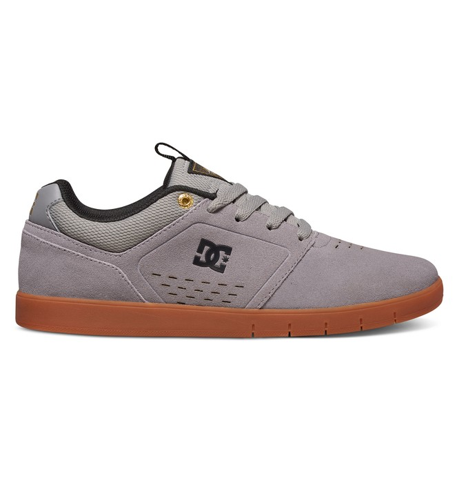 0 Men's Cole Signature Shoes Grey ADYS100231 DC Shoes