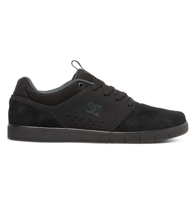 0 Men's Cole Signature Shoes Black ADYS100231 DC Shoes