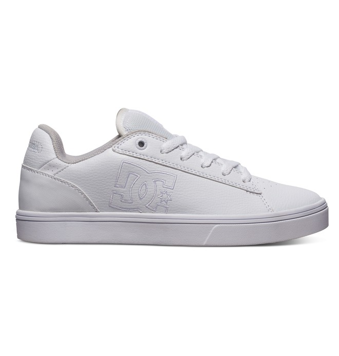 0 Notch - Low-Top Shoes White ADYS100271 DC Shoes