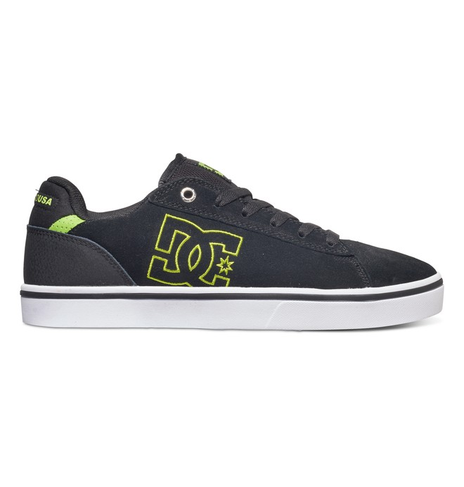 0 Notch SD - Low-Top Shoes Grey ADYS100273 DC Shoes