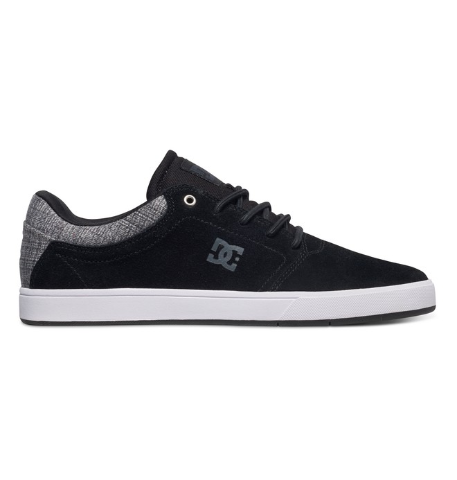 0 Crisis SE - Shoes Black ADYS100284 DC Shoes