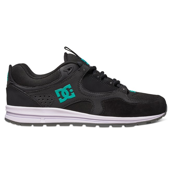 0 Men's Kalis Lite Shoes Black ADYS100291 DC Shoes