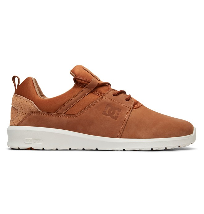 0 Heathrow LE - Shoes Brown ADYS100292 DC Shoes