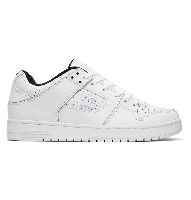 0 Manteca SE - Shoes White ADYS100314 DC Shoes