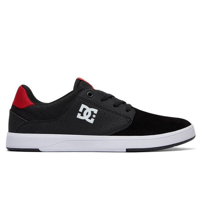0 Plaza TC S - Skate Shoes Black ADYS100319 DC Shoes