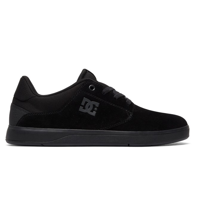 0 Men's Plaza TC S Skate Shoes Black ADYS100319 DC Shoes
