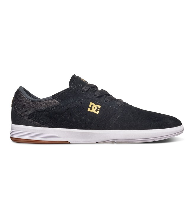 0 New Jack S - Zapatillas De Skate Negro ADYS100324 DC Shoes