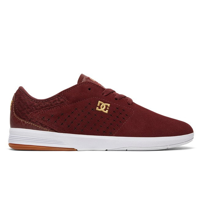 0 New Jack S - Zapatillas De Skate Rojo ADYS100324 DC Shoes