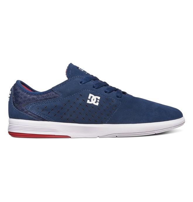 0 New Jack S - Scarpe da skate Blue ADYS100324 DC Shoes