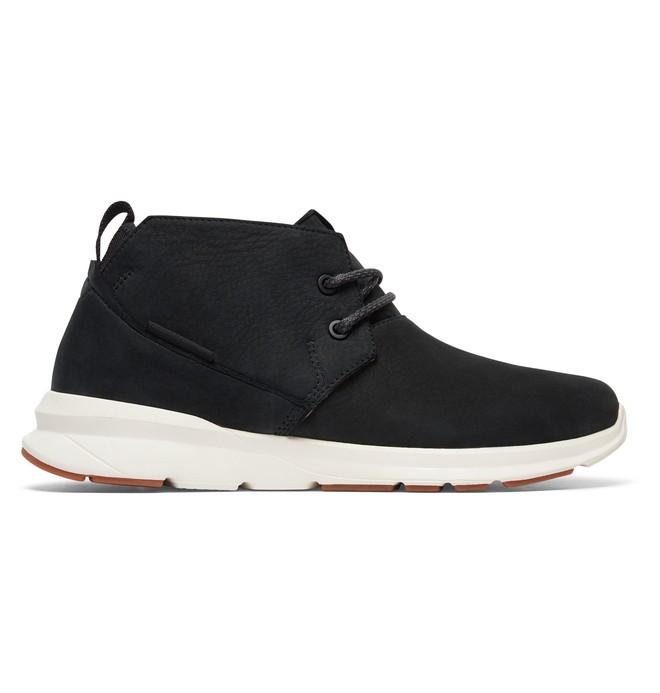 0 Ashlar LE - Chaussures mi-Hautes Noir ADYS100367 DC Shoes