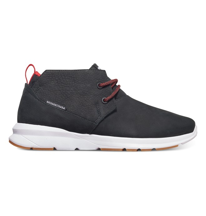 0 Ashlar LE - Mid-Top Shoes Black ADYS100367 DC Shoes