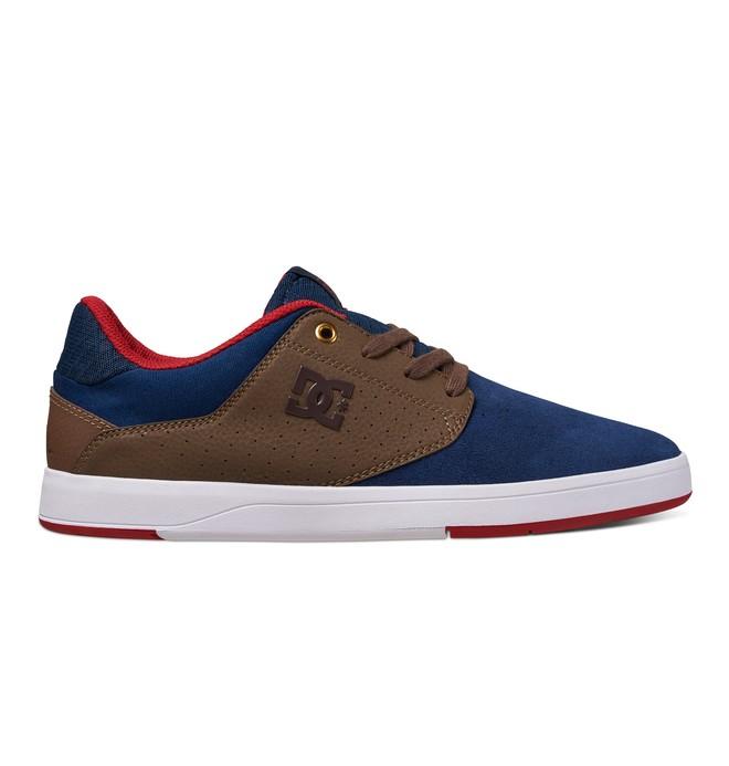 0 Plaza TC S Tiago Lemos - Chaussures de Skate Bleu ADYS100373 DC Shoes