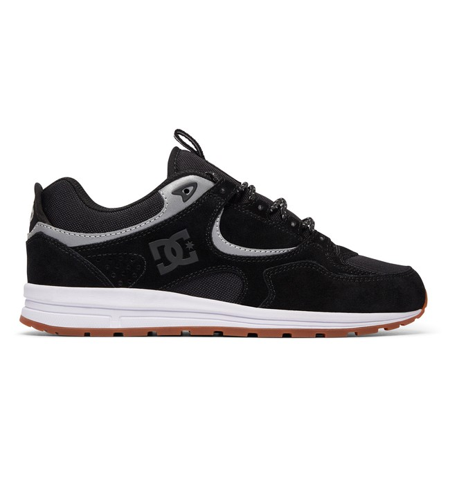 0 Скейтовые кеды Kalis Lite Slim S Черный ADYS100383 DC Shoes