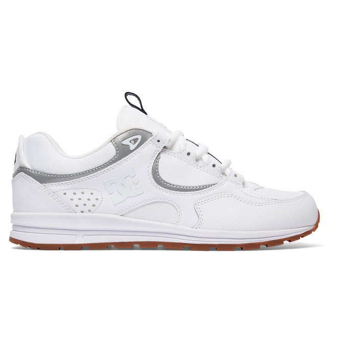 0 Скейтовые кеды Kalis Lite Slim S Белый ADYS100383 DC Shoes
