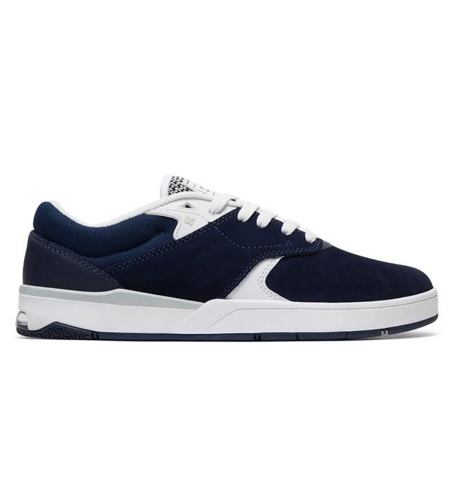 0 Tiago S - Skate Shoes Blue ADYS100386 DC Shoes
