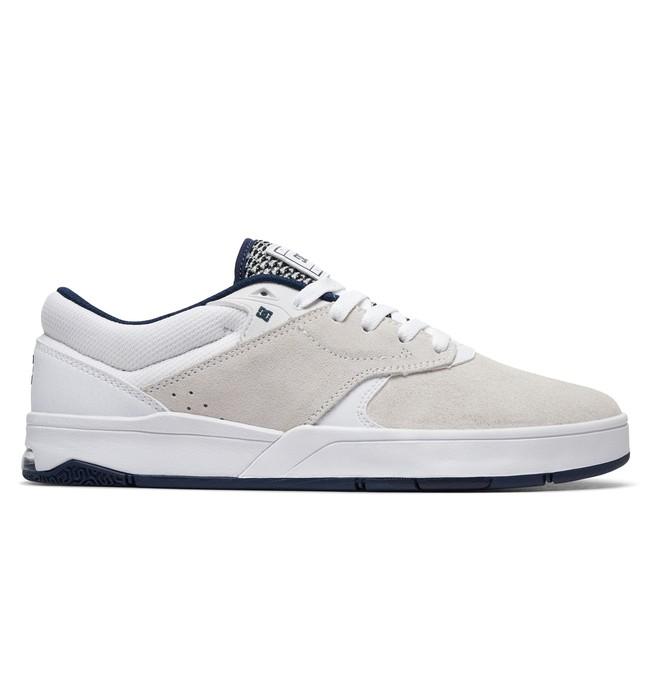 0 Tiago S - Skateschuhe Weiss ADYS100386 DC Shoes