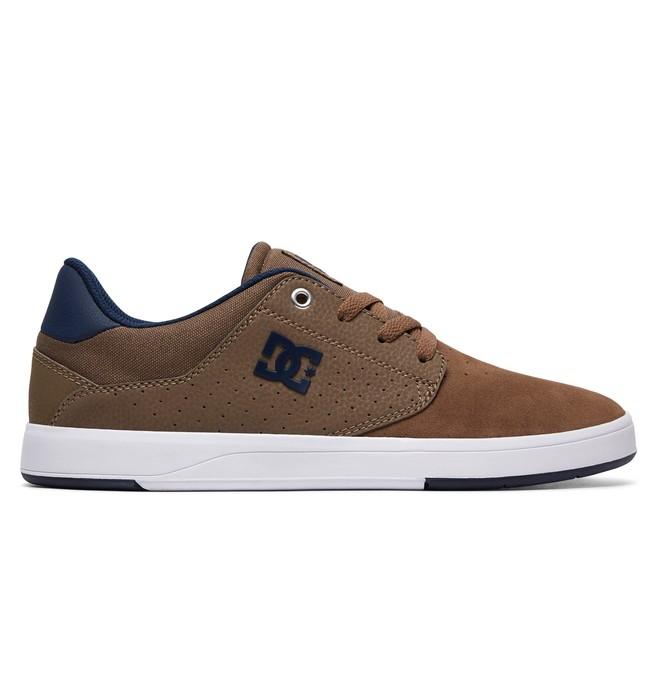 0 Men's Plaza Shoes Orange ADYS100401 DC Shoes