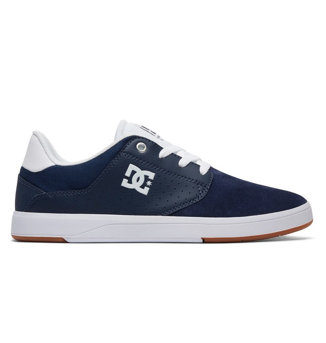 0 Men's Plaza Shoes Blue ADYS100401 DC Shoes