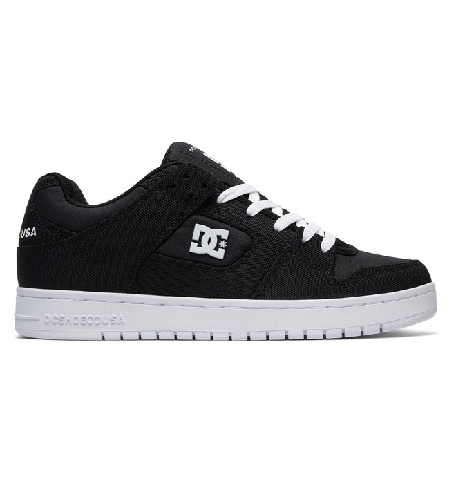 0 Manteca TX SE - Shoes Black ADYS100416 DC Shoes