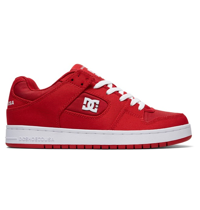 0 Manteca TX SE - Chaussures Rouge ADYS100416 DC Shoes