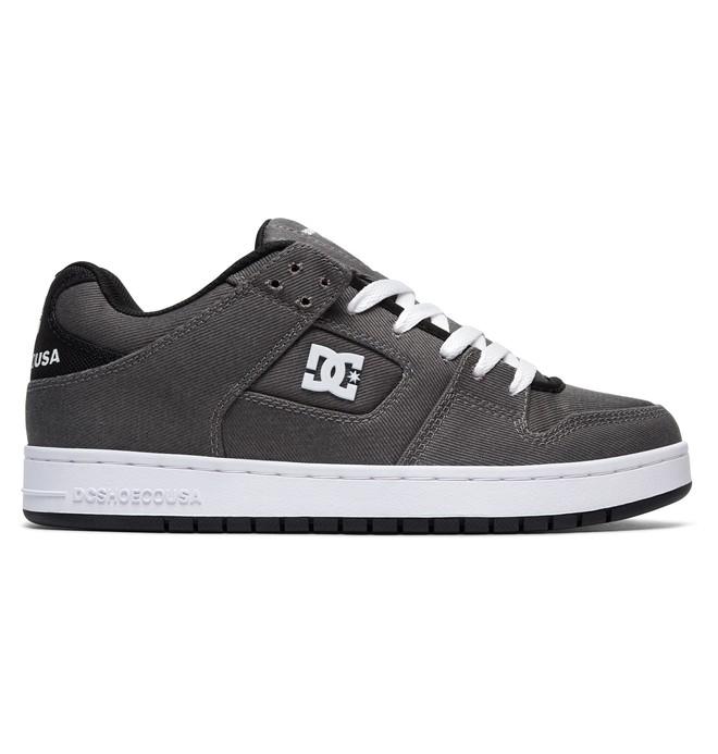 0 Manteca TX SE - Shoes Grey ADYS100416 DC Shoes