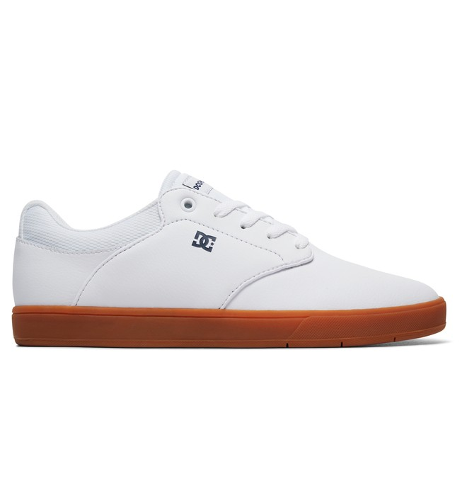 0 Visalia - Shoes White ADYS100428 DC Shoes