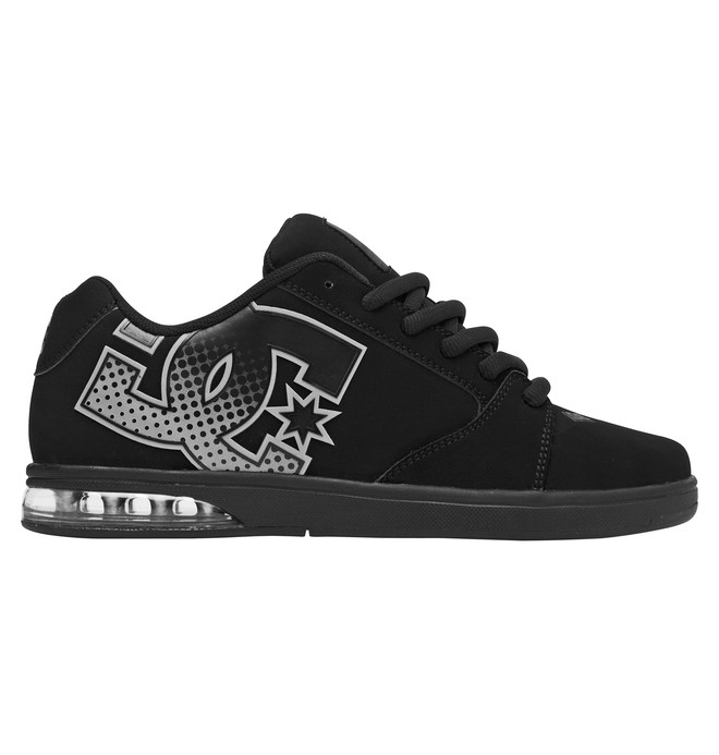 0 Men's Raif VIZ Shoes Black ADYS200009 DC Shoes