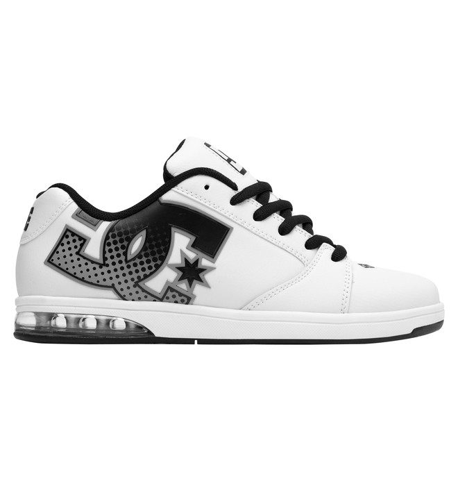 0 Men's Raif VIZ Shoes White ADYS200009 DC Shoes