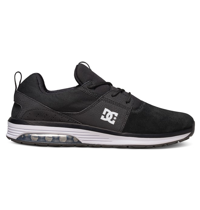 0 Heathrow IA - Schuhe Schwarz ADYS200035 DC Shoes