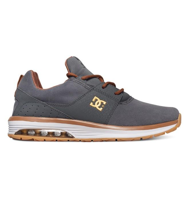 0 Кроссовки Heathrow IA Серый ADYS200035 DC Shoes