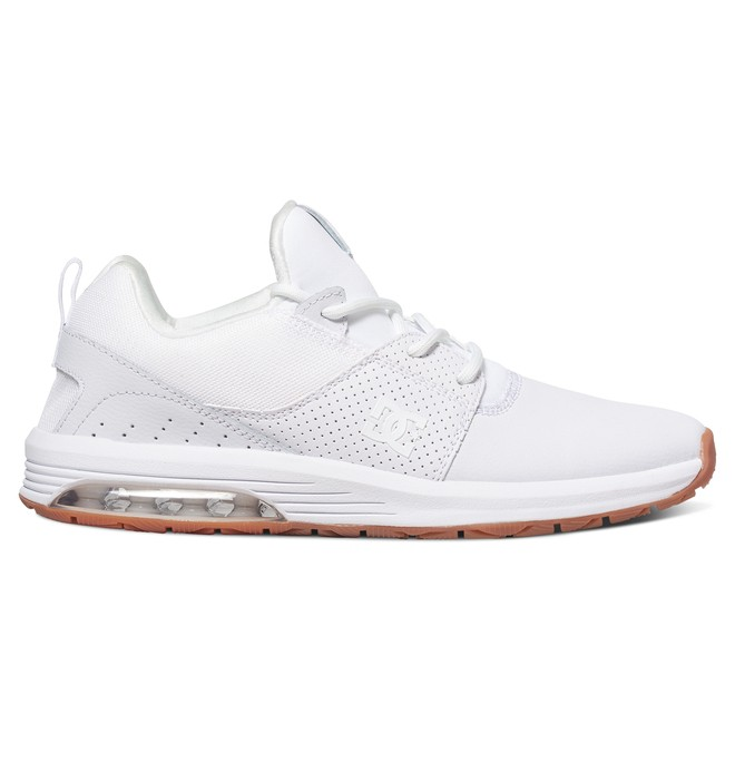 0 Heathrow IA - Shoes White ADYS200035 DC Shoes