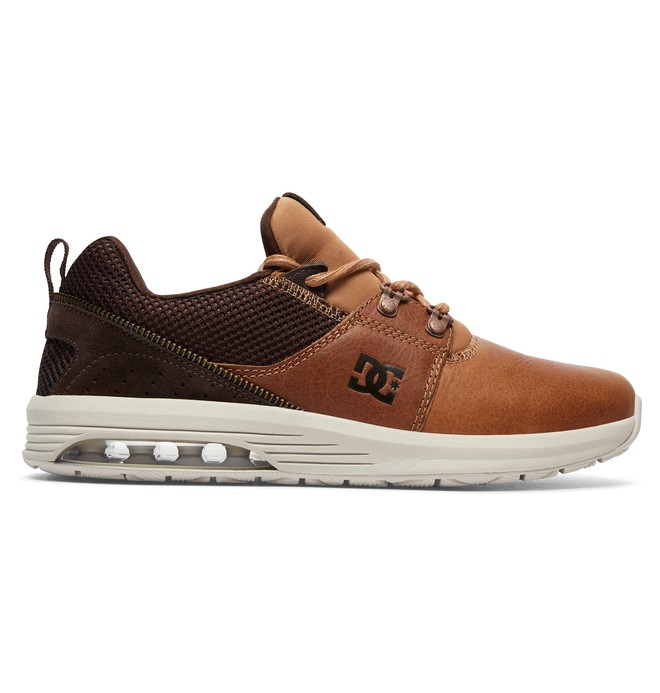 0 Heathrow Ia LX - Zapatos Marron ADYS200041 DC Shoes