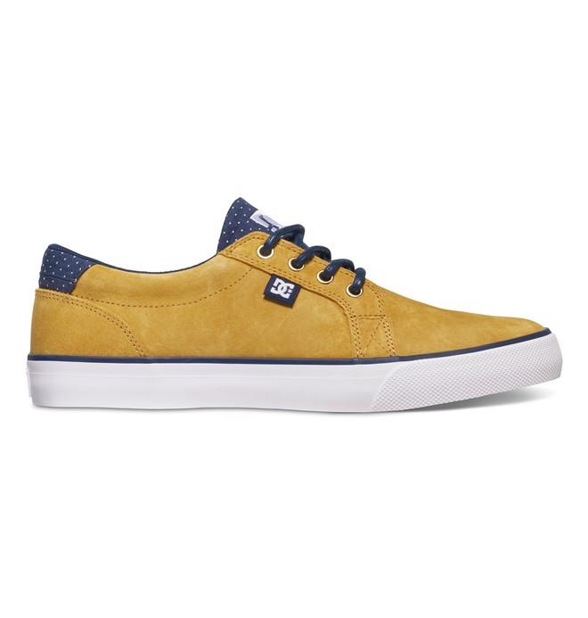 0 Men's Council SE Shoes Yellow ADYS300027 DC Shoes