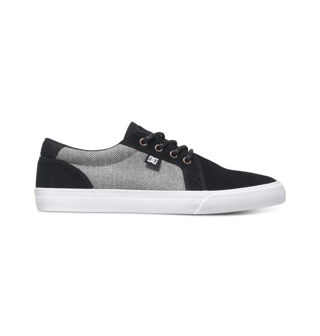 0 Men's Council SE Shoes Black ADYS300027 DC Shoes