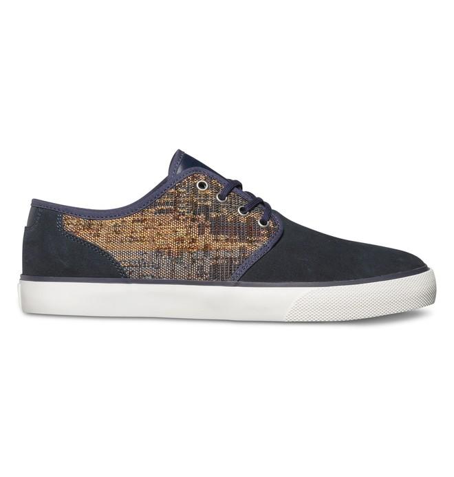 0 Men's Studio SE Low Top Shoes Blue ADYS300028 DC Shoes