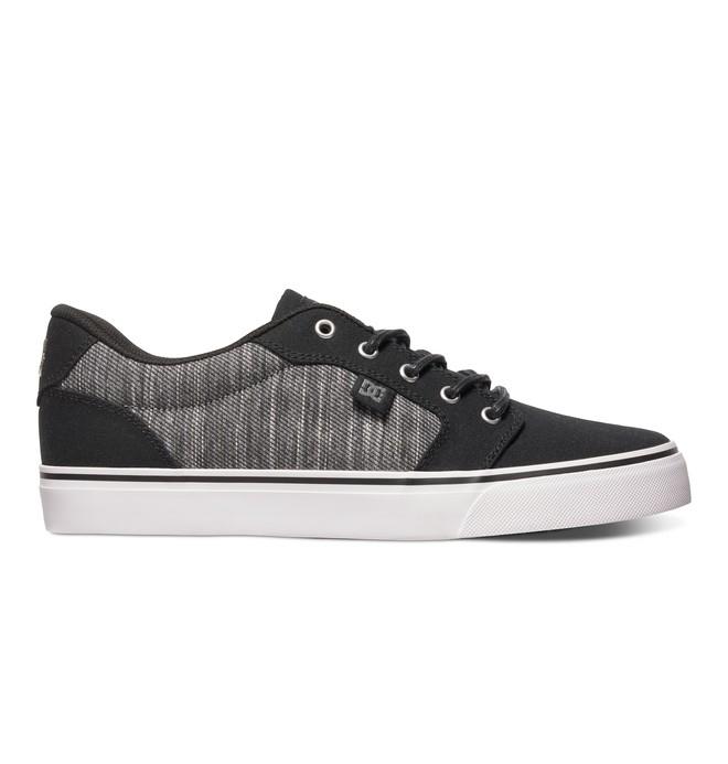 0 Men's Anvil TX SE Shoes Black ADYS300036 DC Shoes