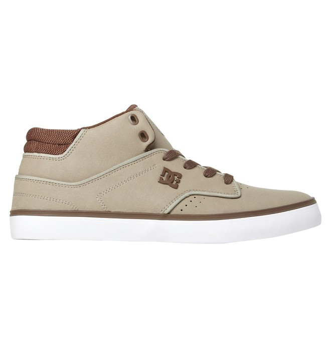 0 Men's Comrade Mid Shoes Brown ADYS300045 DC Shoes