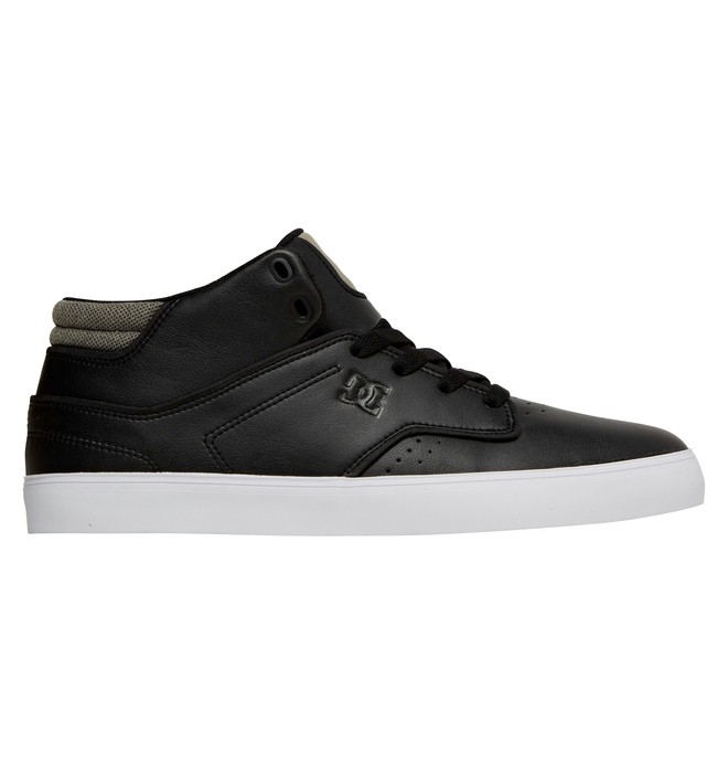 0 Men's Comrade Mid Shoes Black ADYS300045 DC Shoes
