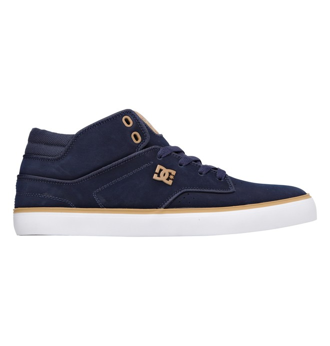 0 Men's Comrade Mid Shoes Blue ADYS300045 DC Shoes