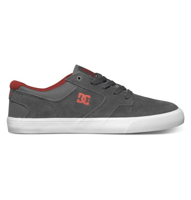 0 Nyjah Vulc - Low-Top Shoes Grey ADYS300068 DC Shoes