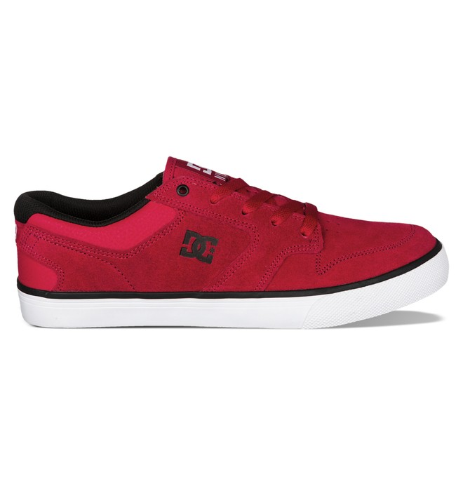 0 Men's Nyjah Vulc Shoes Red ADYS300068 DC Shoes