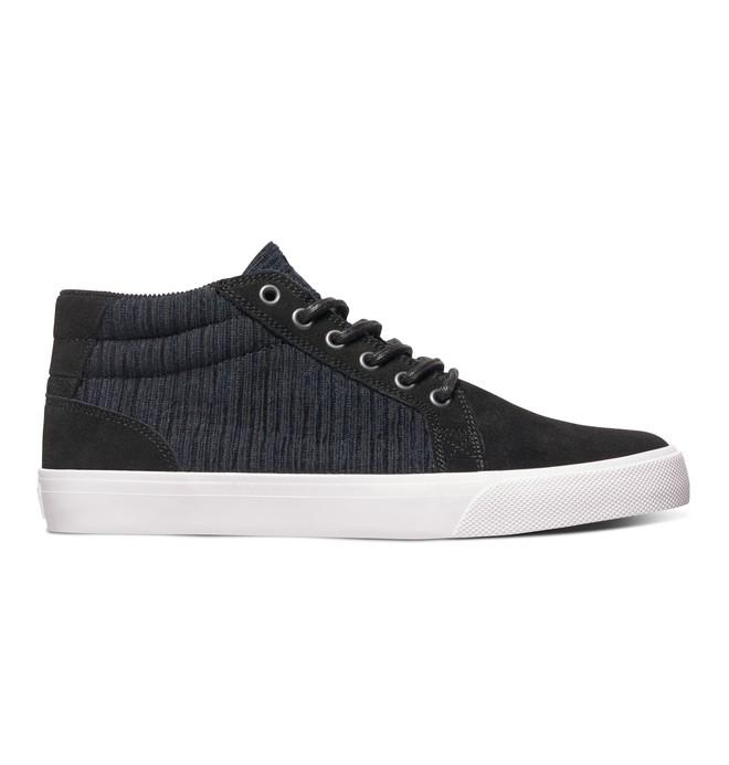 0 Council SE - Mid-Top Shoes Black ADYS300076 DC Shoes