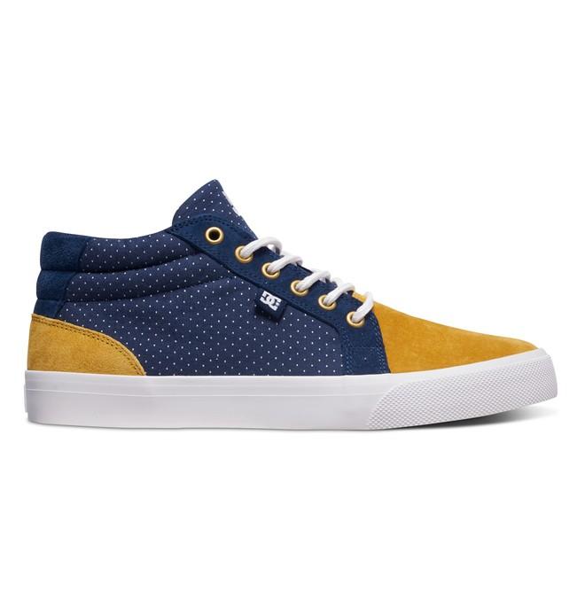 0 Men's Council SE Mid Shoes Yellow ADYS300076 DC Shoes